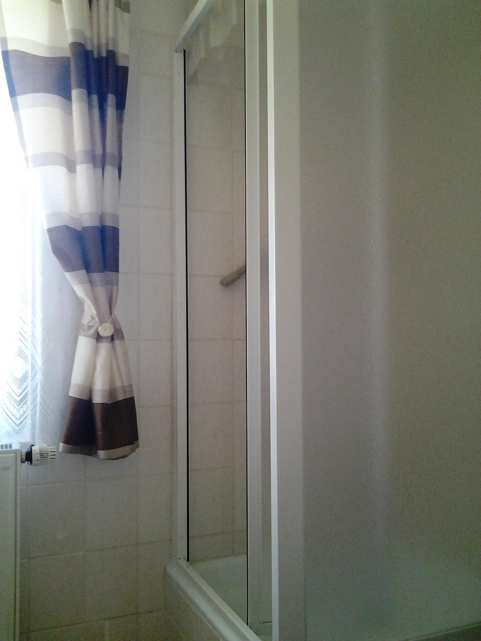 Sprchový kout podkroví