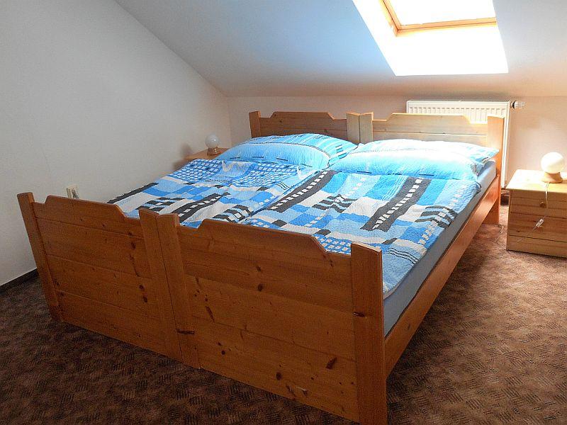 ložnice č.3 v podkroví